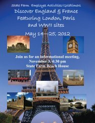 Discover England & France Featuring London, Paris and WWII sites ...