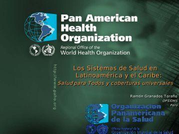 El Financiamiento de Sistemas de Salud