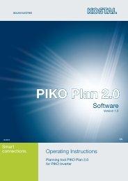 PIKO Plan 2.0 - Solar-Fabrik AG