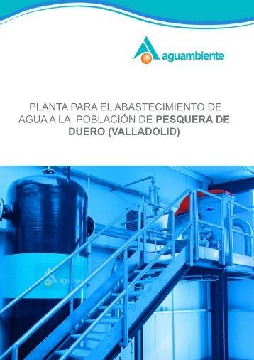 ETAP de Pesquera de Duero - El Agua Potable