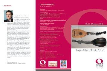 11-205 Flyer TAM2012-V3.indd - Hochschule für Musik Nürnberg