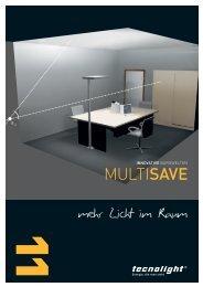 mehr Licht im Raum - tecnolight Leuchten GmbH