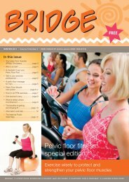 Pelvic floor fitness: special edition - Pelvic floor first