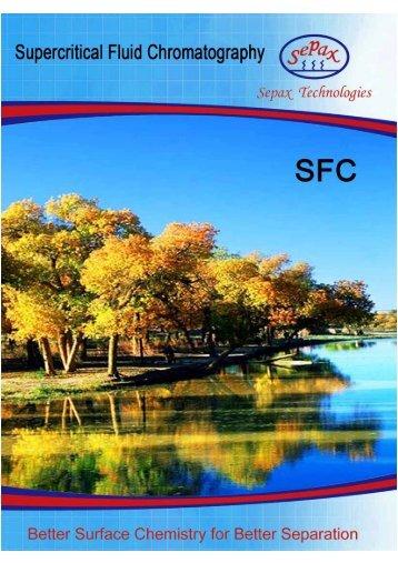 Sepax SFC-Cyano - dichrom