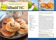 Schwedisch genießen mit Albaöl HC - ReKru GmbH