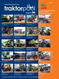 Magazin www.traktorpool.co.hu - traktorpool-Magazin