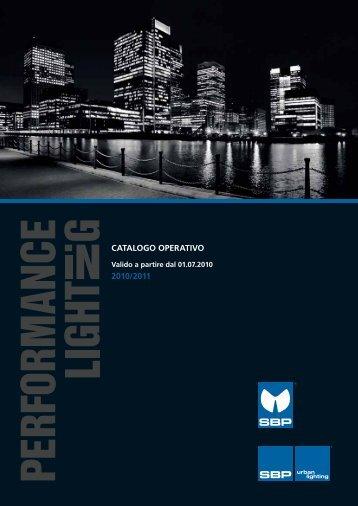 sbp urban catalog 2010/2011 - Cenit Lighting Philippines, Inc