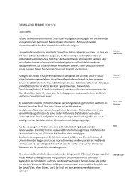 Elternbrief 1 - Evangelisches Gymnasium Meinerzhagen