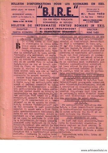 BIRE NR. 204 - arhivaexilului.ro