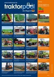 das Magazin www.traktorpool.de - traktorpool-Magazin - Traktorpool ...