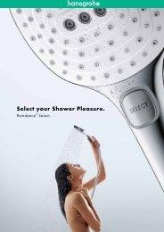 Raindance Select brochure - Hansgrohe