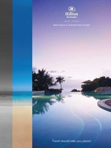Travel should take you places® - Hilton Caribbean