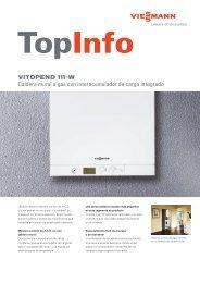 TopInfo Vitopend 111-W - Viessmann