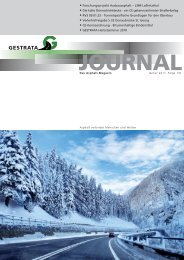 Gestrata Journal Ausgabe 131 (Jänner 2011)