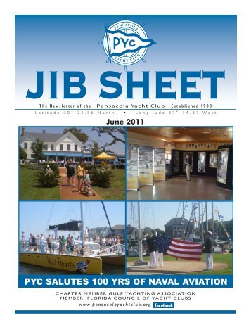 pyc salutes 100 yrs of naval aviation - Pensacola Yacht Club