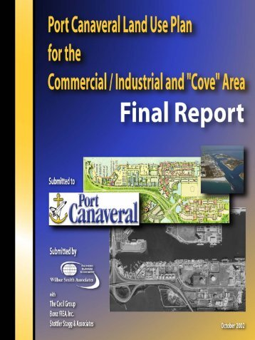 Port Canaveral Land Use Plan