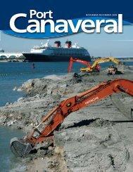 NOVEMBER/DECEMBER 2008 - Port Canaveral