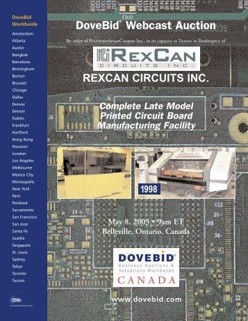 Rexcan virtual Brochure