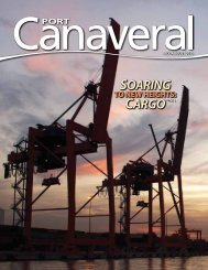 July/August 2013 pdf - Port Canaveral