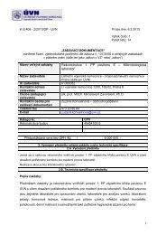 ZADAVACI_DOKUMENTACE_MIKROBIOLOGIE.pdf - Ústřední ...