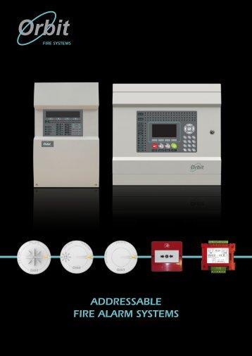 AddRESSAblE FIRE AlARM SYSTEMS - E-Vizyon