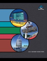 2013 REPORT/DIRECTORY - Port Canaveral