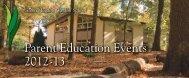 Parent Education Events 2012-13 - Green Meadow Waldorf School