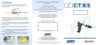 CTRS brochure patient 3 volets - Biotech ortho