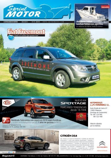 Fiat Freemont - Sprint Motor
