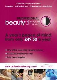 Layout 7 - Professional Beauty
