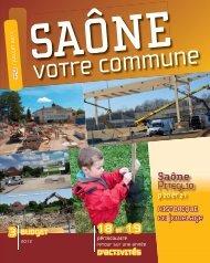 N° 52, juillet 2012 (format pdf) - Saone