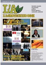 L'Agrotecnico Oggi gennaio 11 - Collegio Nazionale degli Agrotecnici