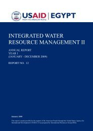 INTEGRATED WATER RESOURCE MANAGEMENT II