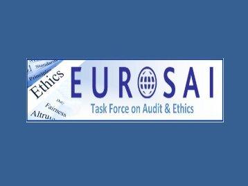 Task Force Audit EthicsF - eurosai