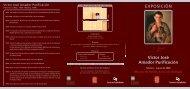 Descargar tríptico en PDF - Diputación de Badajoz