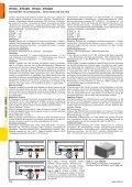 RTM65D.. Beleuchtungsregler mit Eingebauter ... - Relco - Page 4