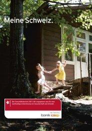 Geschäftsbericht 2011 - Bank Coop
