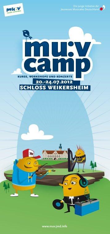 Flyer-DIN Lang-muv camp-2012 - Jeunesses Musicales Deutschland