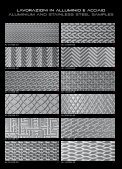 ALUMINIUM AND STAINLESS steel SAMPLES LAVORAZIONI IN ... - Page 6