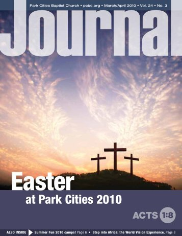 Easter - Park Cities Baptist Church