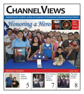 What's Inside - Channelview Independent School District