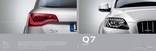Audi Q7 - Produkte24.com
