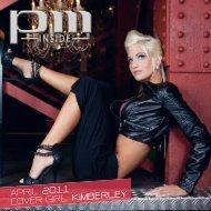 APRIL 2011 COVER GIRL: KIMBERLEY - Triple-P - PM Moers