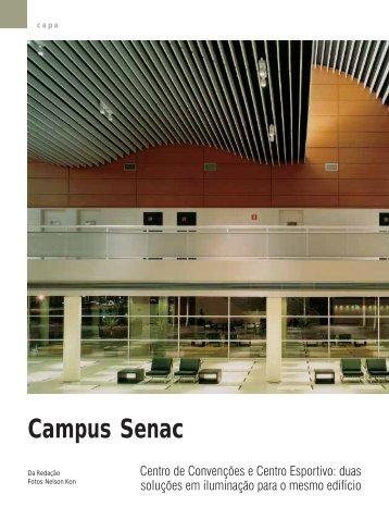Campus Senac - Lume Arquitetura