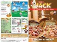Bestell - 030 - 664 63 125/227 - Pizza Jack