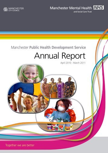 Annual Report - Manchester Mental Health and Social Care Trust