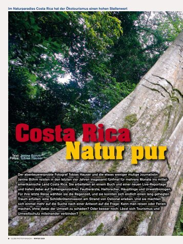 zentralamerika - FOTOGRAFIE TOBIAS HAUSER