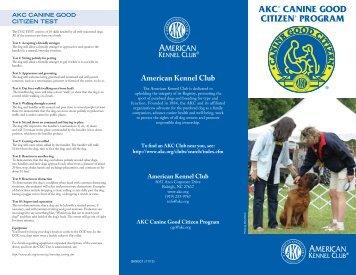 CGC Information Brochure