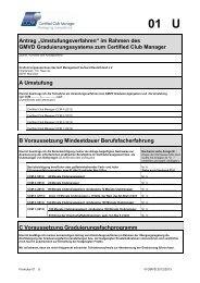 Formular 01- U (Antrag Umstufungsverfahren) - CCM Certified Club ...