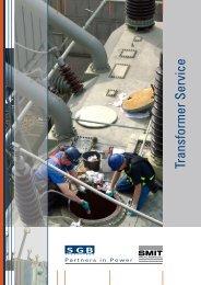 Transformer Service - SGB-SMIT - manufacturer of transformers